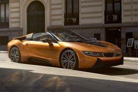 BMW i8 Roadster, supercar hybrid 369 tenaga kuda