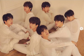 """Love Yourself: Answer"" BTS bertahan enam pekan di Billboard 200"