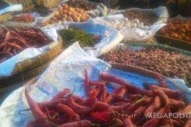 Harga cabai di Sukabumi naik