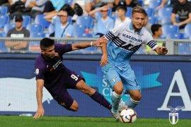 Gol Immobile bawa Lazio tundukkan Fiorentina