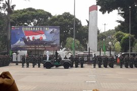 Panglima TNI Tekankan Kewaspadaan Dan Profesionalisme