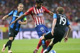 Diego Costa harus menepi karena cedera hamstring