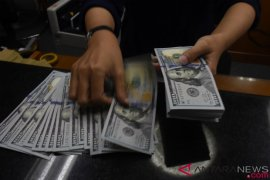 Dolar AS melemah tertekan keputusan The Fed