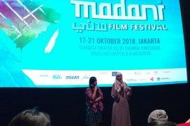 Pembukaan Madani Film Festival diwarnai isak tangis