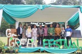 Pesan penting dari Green Festival di IPB: 2050 jumlah sampah plastik di laut lebih banyak dari ikan