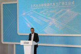 VW bangun pabrik berstandar Industri 4.0 di China