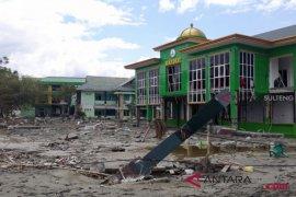 Penjarah hamburkan ijazah alumni IAIN Palu pascatsunami