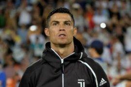 Cristiano Ronaldo resmi bantah tuduhan pemerkosaan