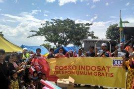 Jaringan Indosat di Palu pulih 90 persen