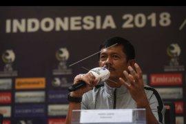 Indra Sjafri pertahankan winning team saat hadapi Vietnam