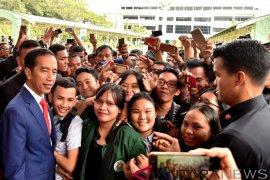 Presiden ingin semangat wirausaha mahasiwa bangkit