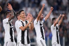 Ronaldo jadi penentu kemenangan Juventus atas Torino