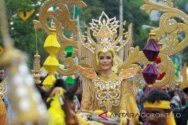 Dinas Pariwisata Gorontalo luncurkan lagu karawo