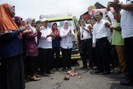 Pandeglang Suplai Benih Kedelai 35 Ton Untuk Provinsi Lampung
