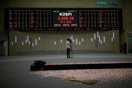 Bursa Seoul dibuka turun 0,84 persen