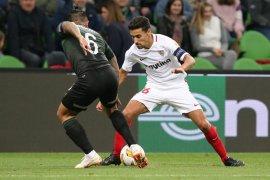 Pukul Sevilla, Krasnodar kuasai Grup J