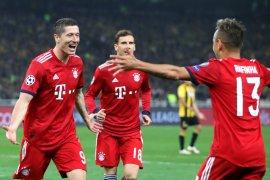 Muenchen menang di markas AEK berkat dua gol dalam tiga menit