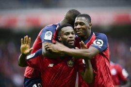 Hasil dan klasemen Liga Prancis, Lille kuasai peringkat kedua