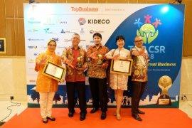 Lintasarta peroleh dua penghargaan di ajang Top CSR 2018