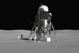 Lockheed Martin luncurkan pesawat konsep yang bisa mendarat di bulan