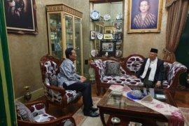 Ma'ruf Amin temui Sultan HB X