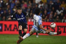 Dua gol Icardi amankan kemenangan 2-1 Inter atas SPAL