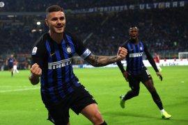 Gol Icardi bawa Inter menang tipis atas Milan