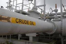 Harga minyak dunia anjlok