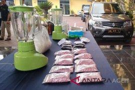Kejari Aceh Barat musnahkan 96,36 gram sabu-sabu