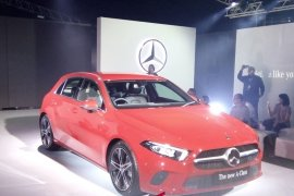 Mercedes-Benz Indonesia luncurkan tiga model terbarunya