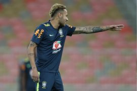 Barcelona tepis rumor akan kembali boyong Neymar