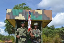 Penyelesaian batas sektor timur RI-Malaysia ditargetkan 2020