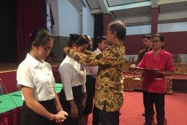 ISI Denpasar bentuk kader antinarkoba dan korupsi