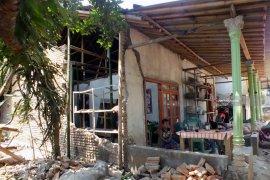 Rumah Warga Enam Kecamatan di Jember Rusak Terdampak Gempa Situbondo