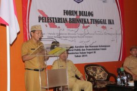 Sekda Gorontalo: Toleransi Adalah Modal Pembangunan