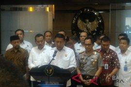 Wiranto instruksikan Kapolri-Panglima TNI tangkap pelaku penembakan di Nduga