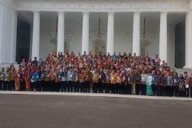Rektor Unja hadiri rakor rektor di Istana Negara