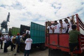 Relawan Destana Gorut Datangi Warga Sosialisasikan Mitigasi Kebencanaan