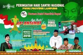 Santri Bengkulu Selatan ikut perkemahan nasional di Jambi
