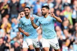 Hasil dan klasemen Liga Inggris, City dan Liverpool masih kuasai posisi puncak