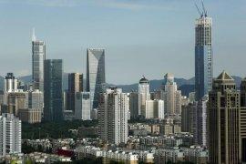 Bursa China menguat dengan Indeks komponen Shenzhen naik lebih tinggi