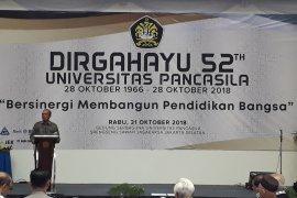 Membangun Karakter di Universitas Pancasila  (Video)