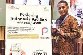 """Aplikasi """"PalapaONE"""" dukung informasi """"Indonesia Pavilion"""" IMF-WB"""