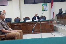 Pengacara Sampaikan Pembelaan Terdakwa Ketua DPRD Jember