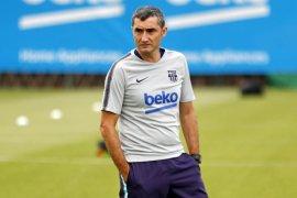 Valverde lega dengan kemenangan Barca atas Tottenham