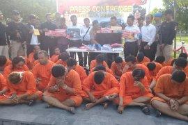 Polresta Denpasar ungkap 15 kasus peredaran narkoba