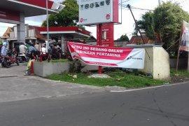 Pertamina hentikan penyaluran BBM ke SPBU Kalumata