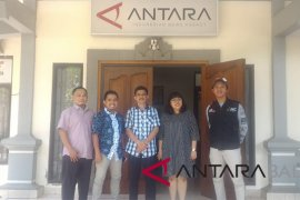 "Kunjungi ANTARA Bali, ACT-IPP siap cetak ""UMKM Tangguh Bencana"""