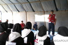 KSR Sukabumi dilatih manajemen tanggap darurat bencana