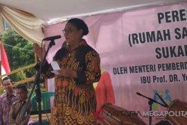 Menteri PPPA resmikan Rusaida pertama di Indonesia